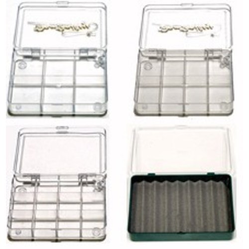 Dan Bailey MRFC Logo Interlocking Compartment Box