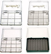MRFC Logo Interlocking Compartment Box