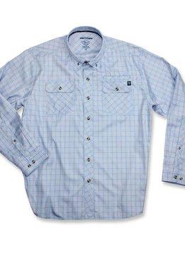 TrueFlies Lucaya Tattersall L/S Shirt