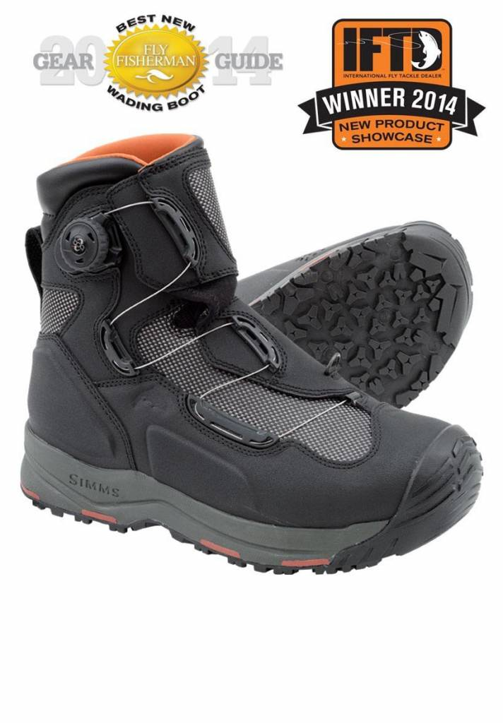 Simms G4 BOA Wading Boot - Virbram