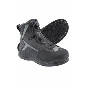 Simms Rivertek 2 Boa Boot-Felt Sizes 7-8