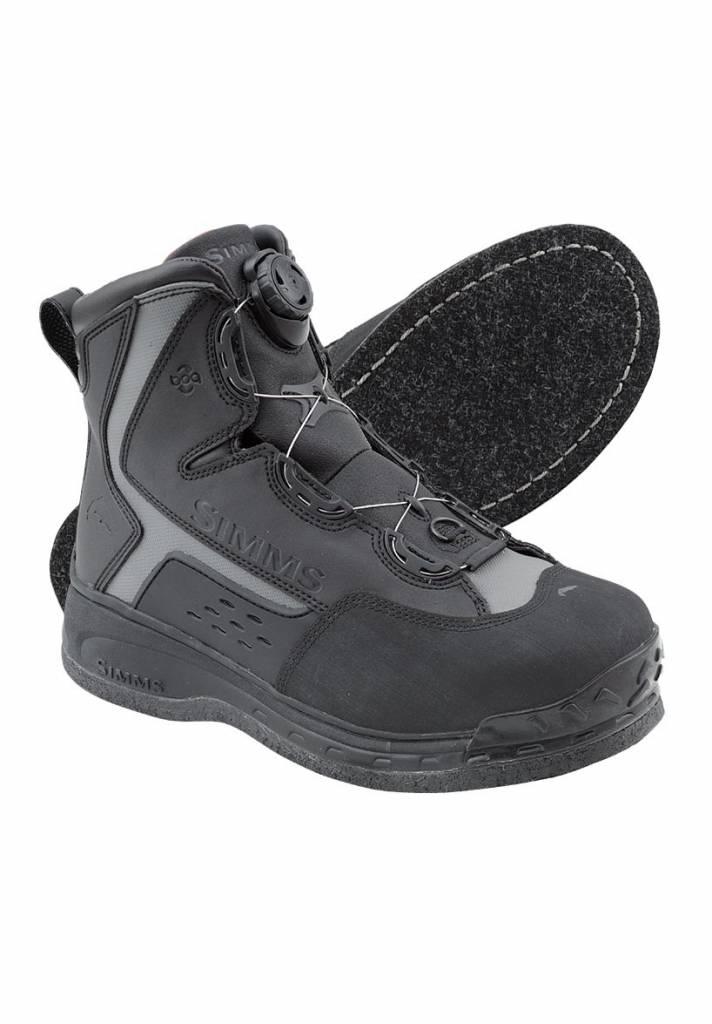 Simms Rivertek 2 Boa Boot-Felt