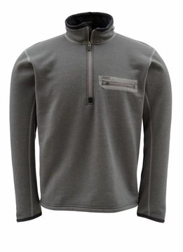 Simms TechWool Zip Top