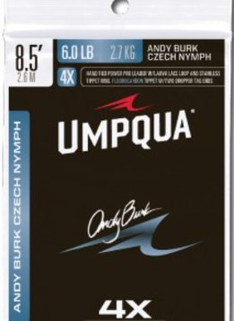 UMPQUA Andy Burk Czech Leader