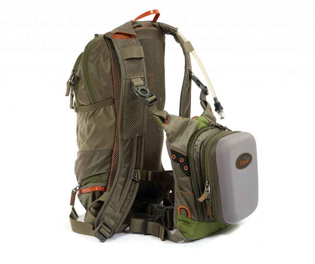Simms waypoints chest pack fly fishing gear mrfc for Fishing chest pack
