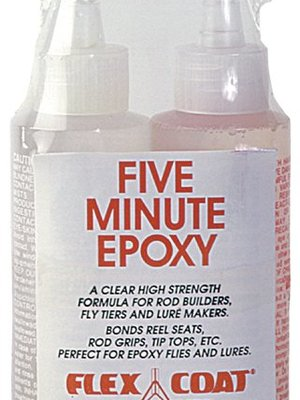 FLEX COAT 5 Minute Epoxy
