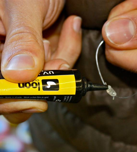 Loon Outdoors UV Kit / Mini Lamp-Wader Repair-Knot Sense