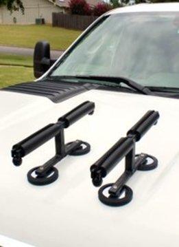 Tightline Transport Rod Mount Car Rack - Magnetic