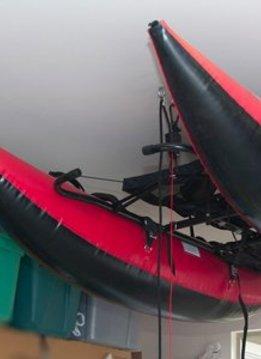 Outcast Garage Storage System