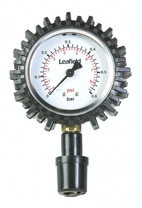 Outcast Leafield Pressure Gauge