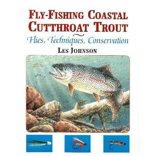 Book-Fly Fishing Coastal Cutthroat Trout- Johnson