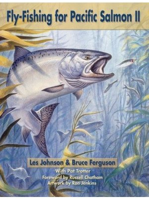 Book-Fly Fishing for Pacific Salmon II-Johnson