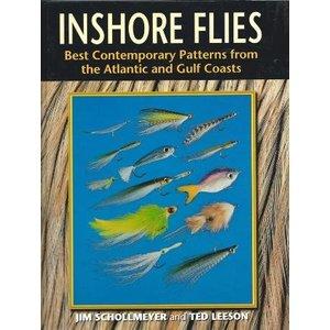 Book-Inshore Flies-Schollmeyer