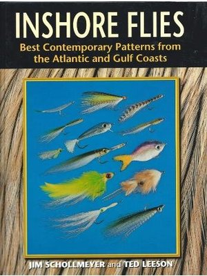 Book-Inshore Flies-Schollmeyer