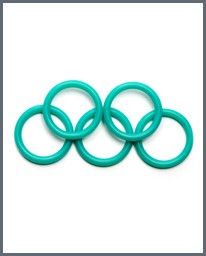 Renzetti O Rings for Jaws - 5 Pack