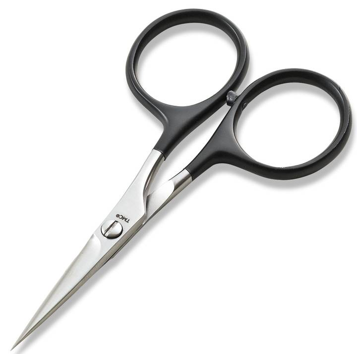 Tiemco Razor Scissors-Tungsten Carbide Blades