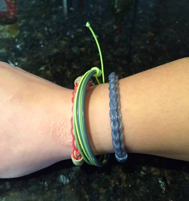 Flyvines Strand Bracelet