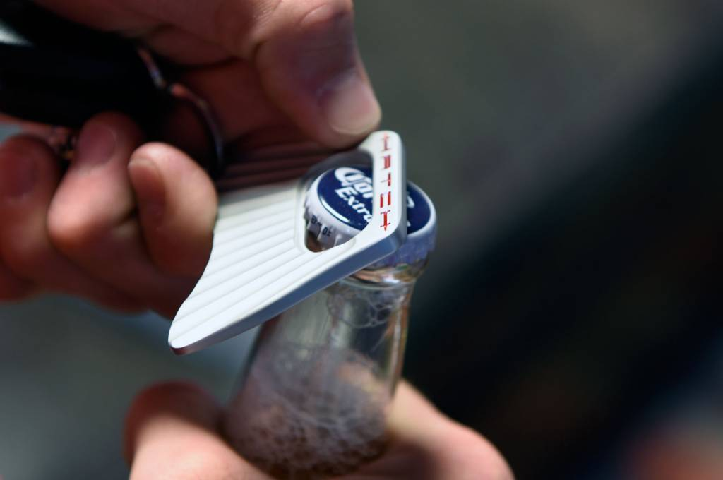 Hatch Fish Tail Bottle Opener