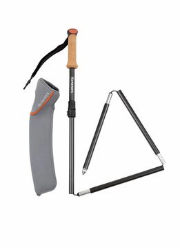 Simms Wading Staff Pro Carbon Fiber