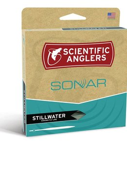 Scientific Anglers Sonar Stillwater Clear Line