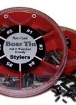 Boss Tin 6-Way Stylers Dispenser