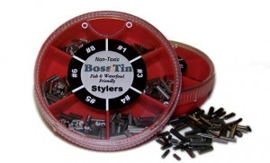 Boss Tin 6-Way Stylers Dispenser
