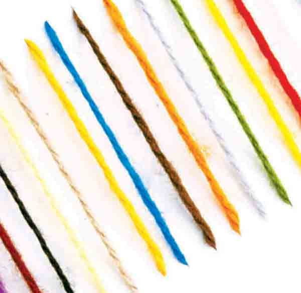 Wapsi Fly, Inc Aunt Lydias Sparkle Yarn