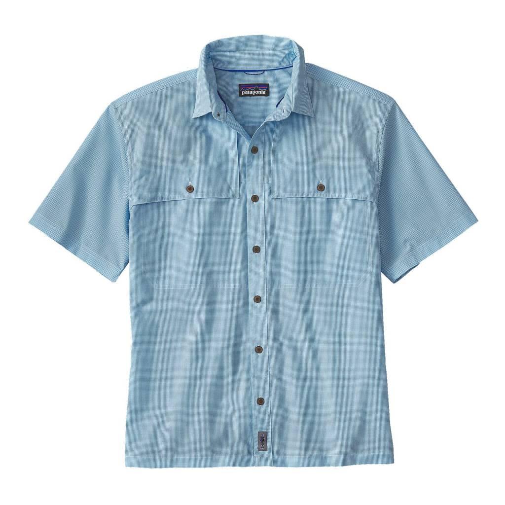 Patagonia Men's Island Hopper II Short Sleeve Shirt
