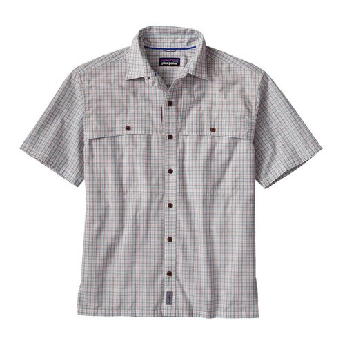 Patagonia Men's S/S Island Hopper II Shirt -  SMALL