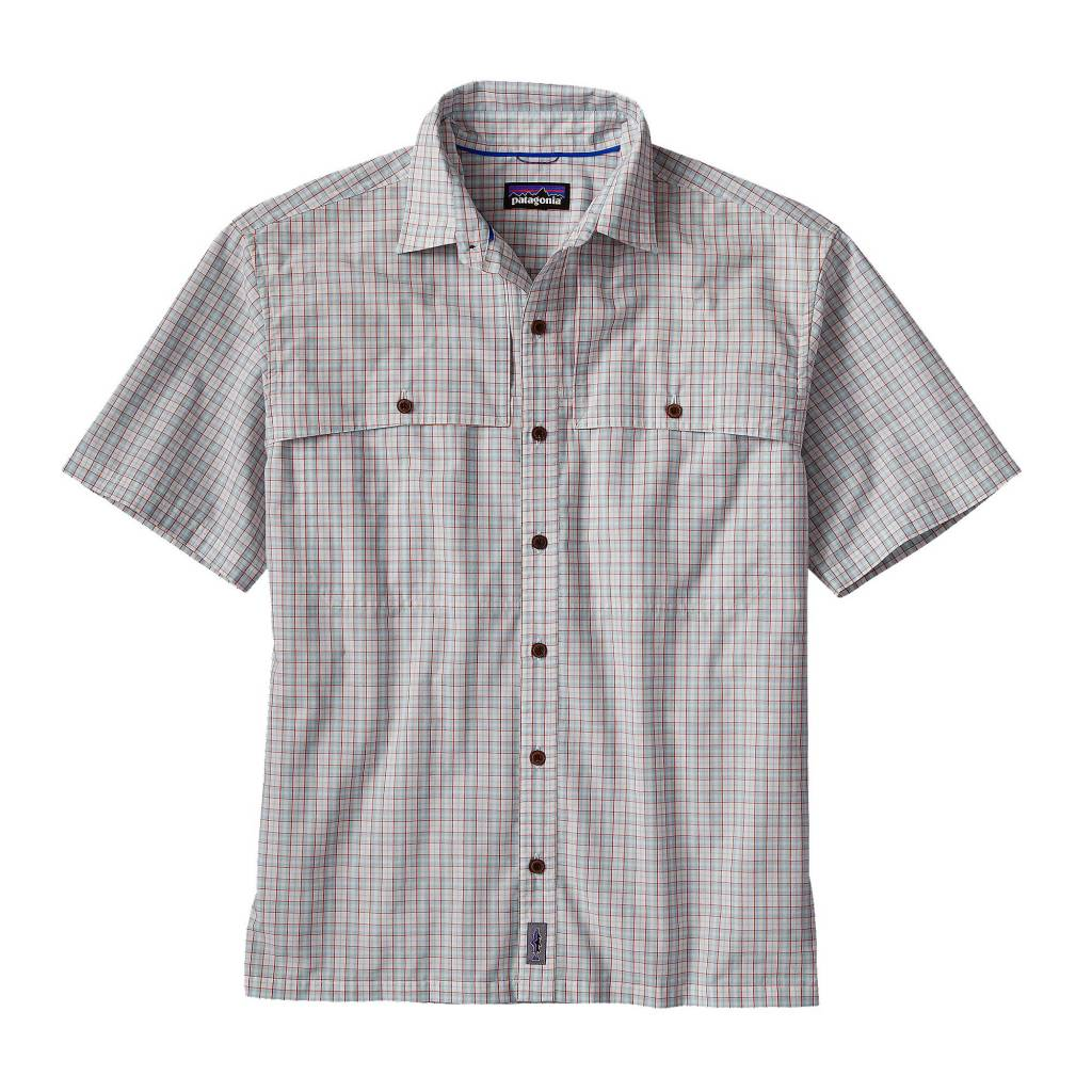 Patagonia Men's S/S Island Hopper II Shirt