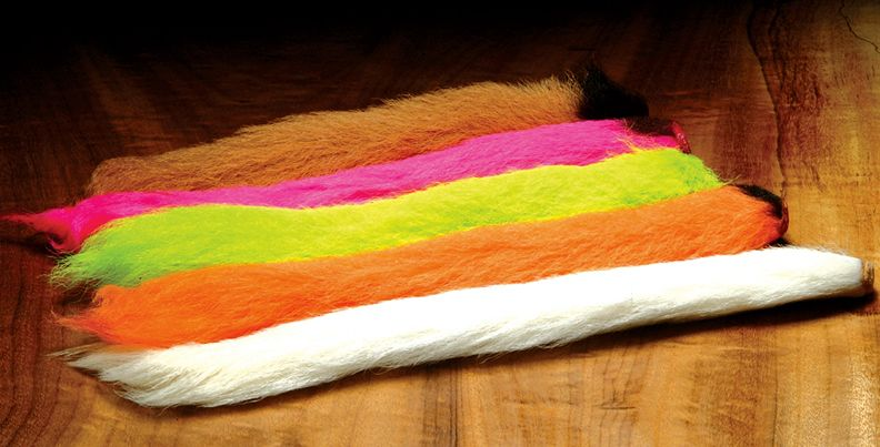 Hareline Dyed Calf Tail