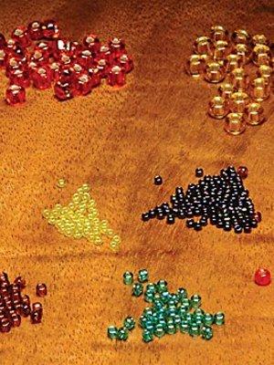 Spirit River HiLite Glass Beads