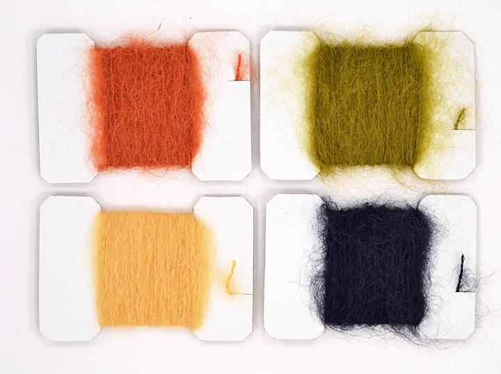 Leech Yarn Card