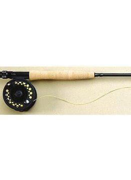 ST CROIX Premiere 9' 8 Weight Rod/Reel Outfit
