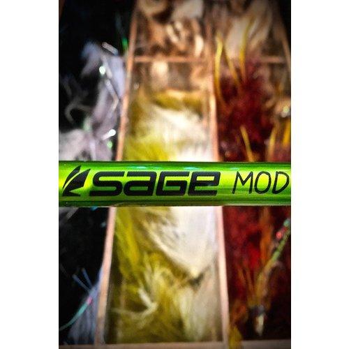 Sage Mod Fly Rod