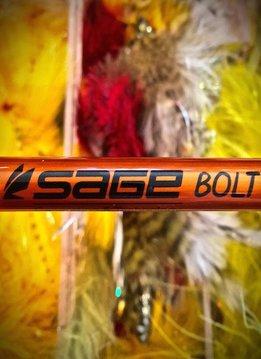 Sage Bolt Fly Rod