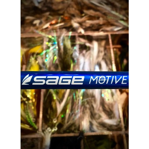 Sage Motive Saltwater Fly Rod