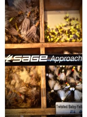 Sage Approach Fly Rod - 8WT