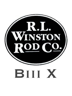 R.L. Winston Boron III X Fly Rod Blank