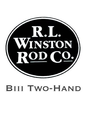 R.L. Winston Boron III Two Hand Spey Blank