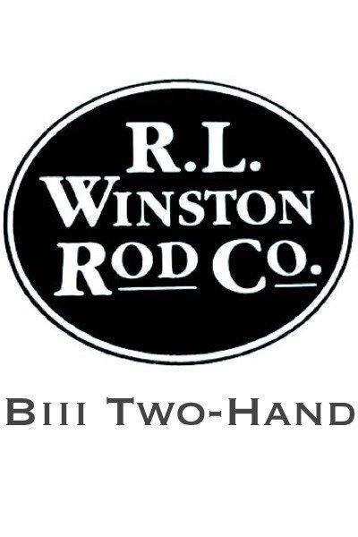 R.L. Winston Boron III Two Hand Spey Blank