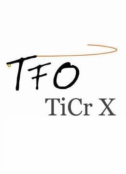 TFO TiCR X Fly Rod Blank