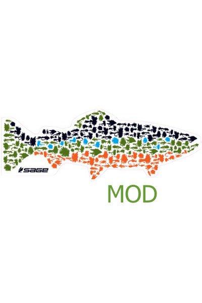 Sage MOD Trout & Spey