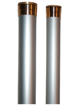 Aluminum Rod Tube (Standard Sizes)