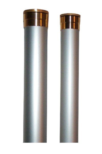 Aluminum Rod Tube (Standard Sizes)