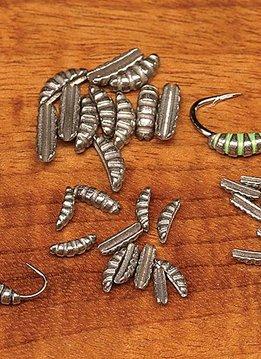 Hareline Ribbed Tungsten Bodies
