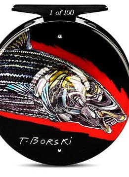 Abel 78 QC Borski Bonefish Limited Edition Reel