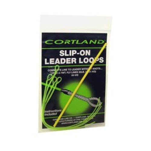 Cortland Braided Slip-On Leader Loops