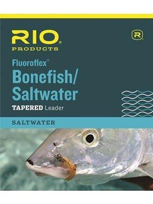 RIO Fluoroflex Saltwater/Bonefish Leader - 9'