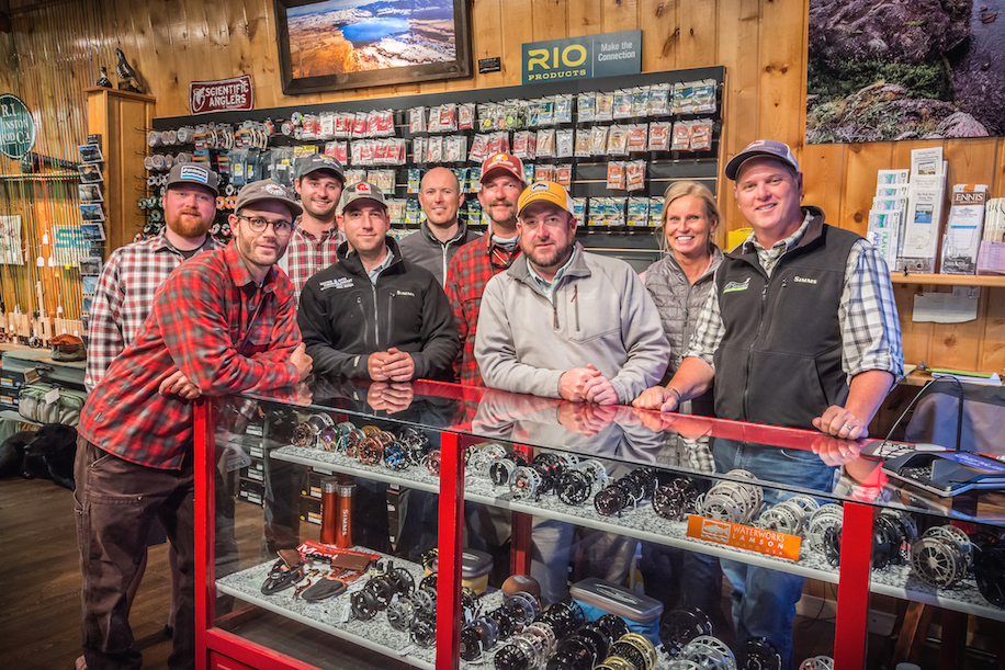 Madison river fishing company is a fly shop in Ennis MT featuring Madison River guide trips and online Fly shop